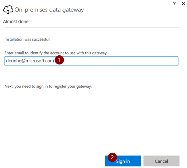 Understand On-premises Data Gateways