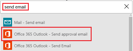 Image of send approval email
